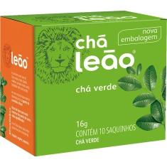 Chá Verde Leão 16g