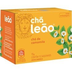 Chá de Camomila Leão 15g