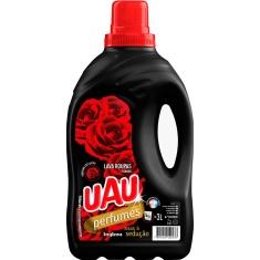 Lava Roupa Líquido Rosas e Sedução UAU 3L