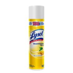 Desinfetante Aerossol Flores de Lima e Limão Lysol 354ml