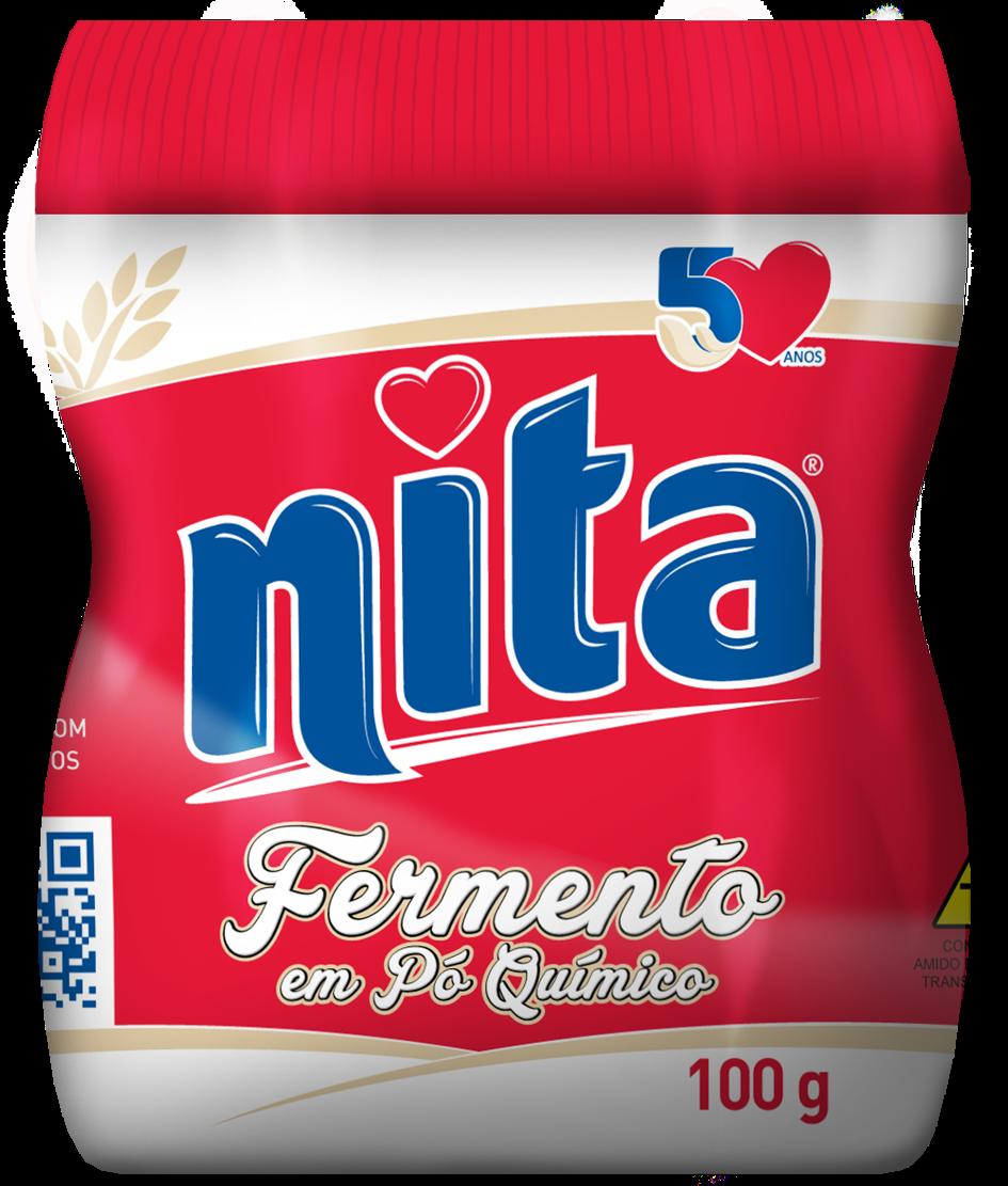 Fermento em Pó Nita 100g