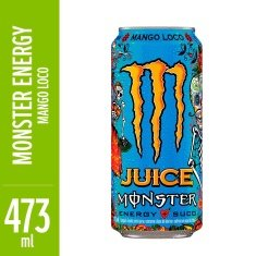 Energético Mango Loco Monster Energy 473ml