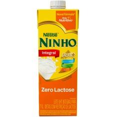 Leite Longa Vida Zero Lactose Ninho 1L
