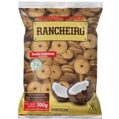 Biscoito Rosca de Coco Rancheiro 700g